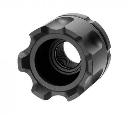 Laylax / First Factory 14mm Negative Sound Amplifier Airsoft Muzzle Device