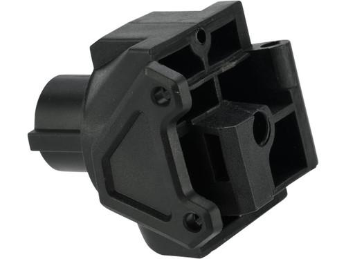 Laylax AK Folding Stock Base Adapter to M4 Buffer Tubes for Next Generation AEG AK Series Rifles