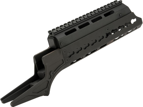 Laylax Keymod Handguard for Tokyo Marui Next Gen. AK74 / 102 AEGs Designed by Nitroplus