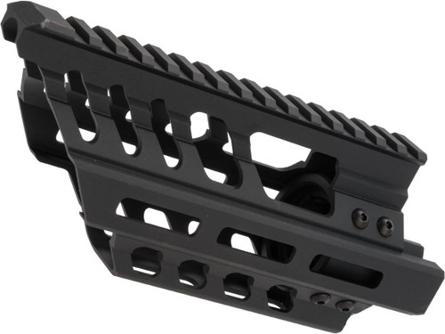Laylax NITRO.Vo M-Lok Railed Handguard for P90 Series AEGs