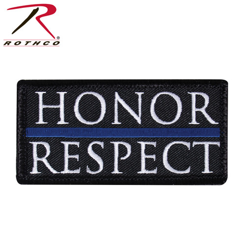 Honor & Respect Morale Patch