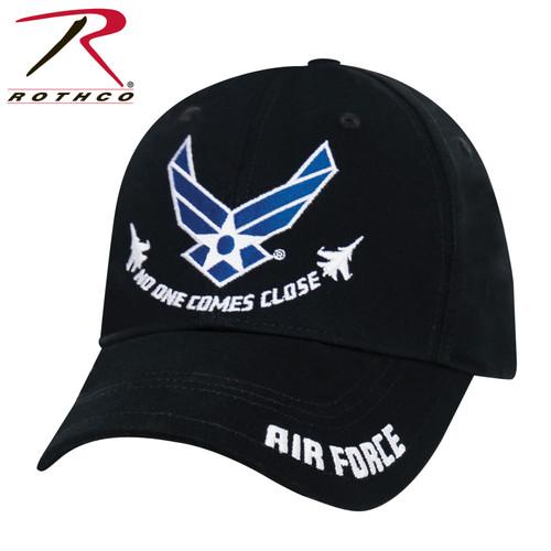 "Air Force ""No One Comes Close"" Low Profile Cap - Black"