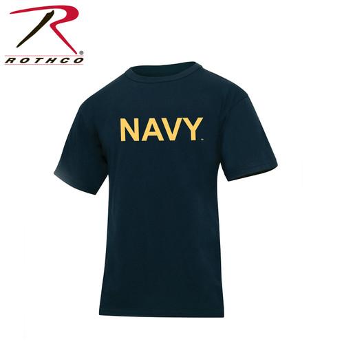 Rothco NAVY T-Shirt - Navy Blue