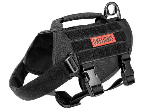 OneTigris Beast Mojo Dog Harness (Size: Extra Small)