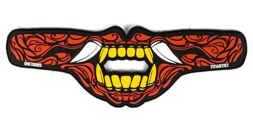 OneTigris FACE OFF Airsoft Mask Patch