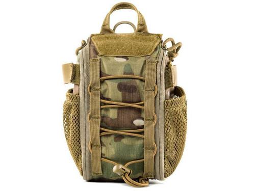 "OneTigris ""FOXTROT ALPHA"" MOLLE First Aid Medical Bag (Color: Multicam)"