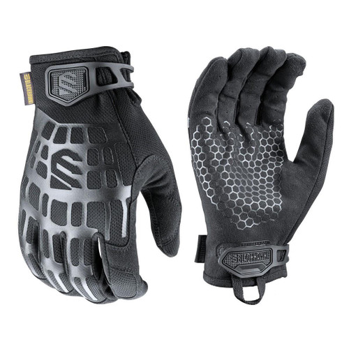 Blackhawk F.U.R.Y. Utilitarian Glove (Color: Black)
