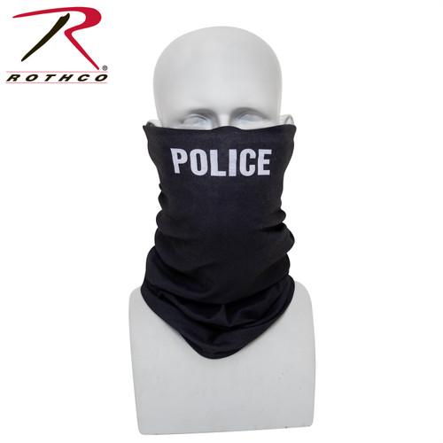 Rothco Multi-Use Tactical Wrap - Black / Police