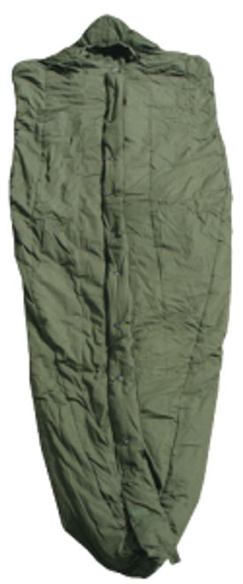 U.S. Armed Forces Extreme Cold Weather Sleeping Bag - As Is