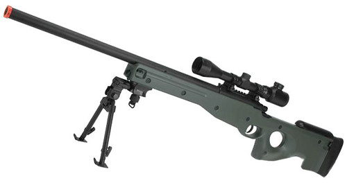 AGM Type 96 Airsoft Bolt Action Sniper Rifle (OD Green)