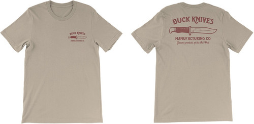 Buck Knives Co T-Shirt XXL