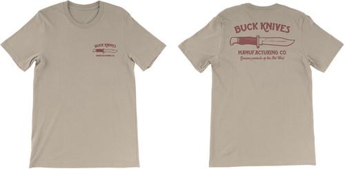 Buck Knives Co T-Shirt Large