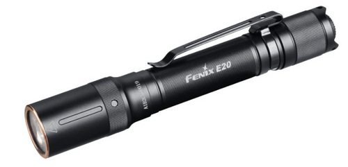 Fenix E20 V2.0 EDC AA Flashlight - 350 Lumens