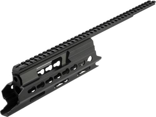 Laylax Type 89 Nitro.Vo CQB Handguard w/ KeyMod