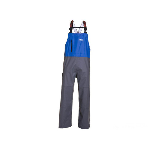 """Grundens """"Tourney"""" Bib Fishing Trousers (Color: Ocean Blue)"""