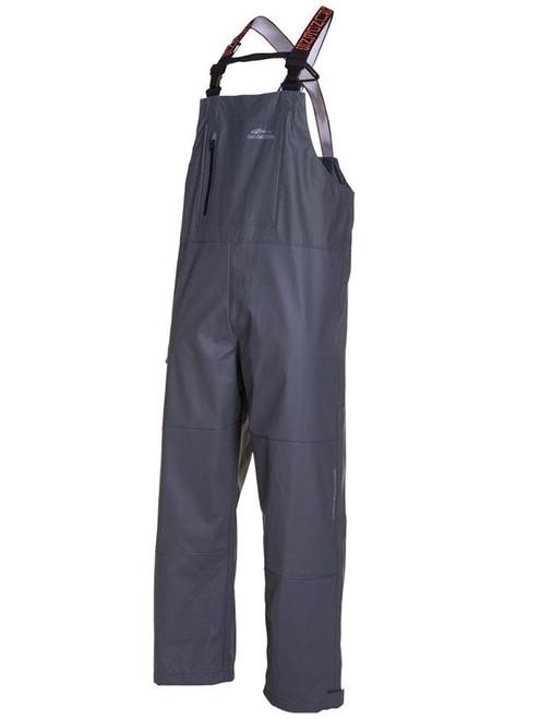 "Grundens ""Tourney"" Bib Fishing Trousers (Color: Iron Grey)"