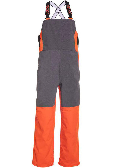 "Grundens ""Superwatch"" Bib Fishing Trousers (Size: Hi-Vis Orange)"
