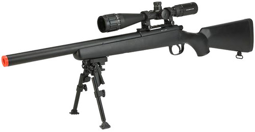 WELL MB02 Bolt Action Sniper Rifle
