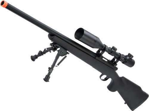 Tanaka Works USMC M40A1 Bolt Action Shell Ejecting Gas Powered Rifle