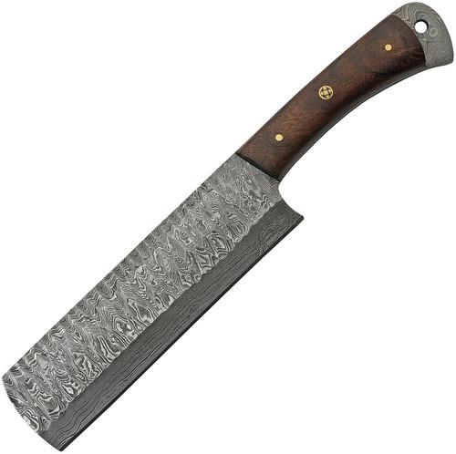 Hammer Cleaver Damascus