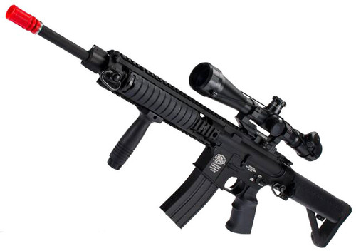 """G&P """"Navy SEAL"""" Airsoft AEG Rifle w/ Scope and Mount (Package: Gun Only)"""