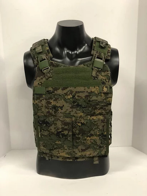 Thorax Skeletonized Tactical Plate Carrier SURPAT