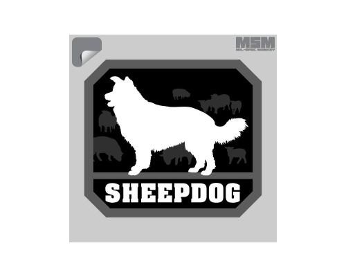 Milspec Monkey Sheepdog Sticker