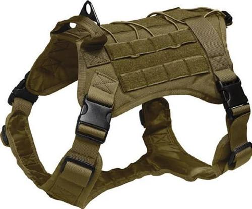 Mil-Spex K-9 Tactical MOLLE Dog Vest