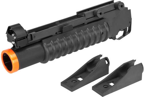Matrix 40mm M203 Grenade Launcher for M4 M16 Series Airsoft Rifles (Model: Short Type)