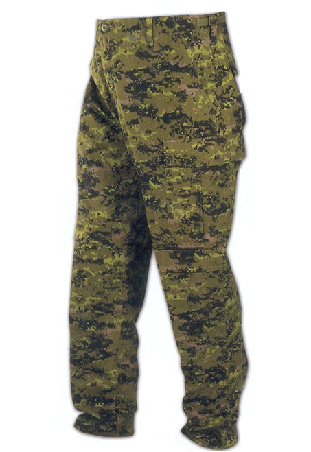 Canadian Military Style Pants - Canadian Digital
