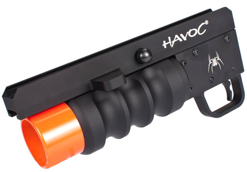 "Madbull Spike Tactical Havoc Airsoft Grenade Launcher (Length: 9"")"