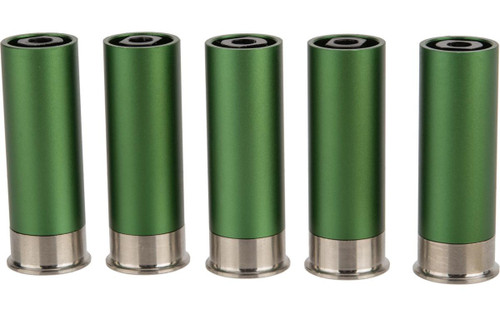 Show Guns Spare Shell Set for Show Guns Tactical 20mm Grenade Launcher (Color: Green)
