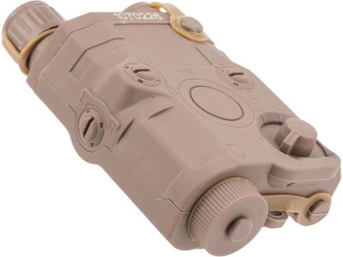 Matrix Mock PEQ-15 LA-5 Battery Box w/ Green Laser