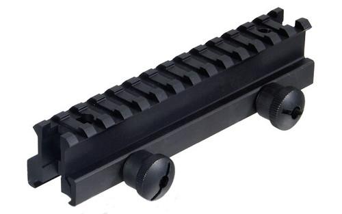 UTG Full Length Riser Mount for 20mm Rails