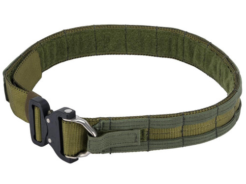 Eagle Industries Operators Gun Belt w/ MOLLE Attachment (Color: OD Green)