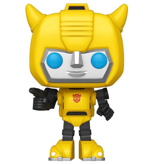 Funko POP! Transformers Vinyl Figure (Model: Bumblebee)