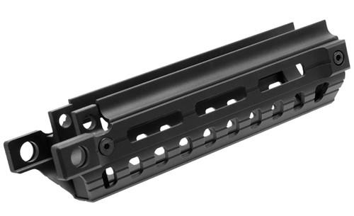 Laylax NITRO Vo. M-LOK Handguard for MP5 Series Airsoft AEG