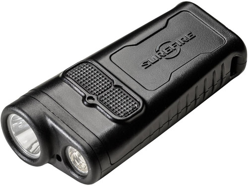 Surefire Guardian 15-1000 Lumen Rechargeable Dual Beam Ultra High LED Flashlight