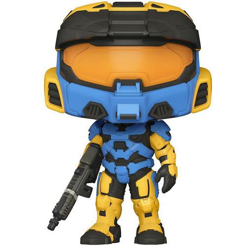 Funko POP! Halo Infinite Vinyl Figure (Model: Spartan Mark VII w/ Commando Rifle & Game Code)