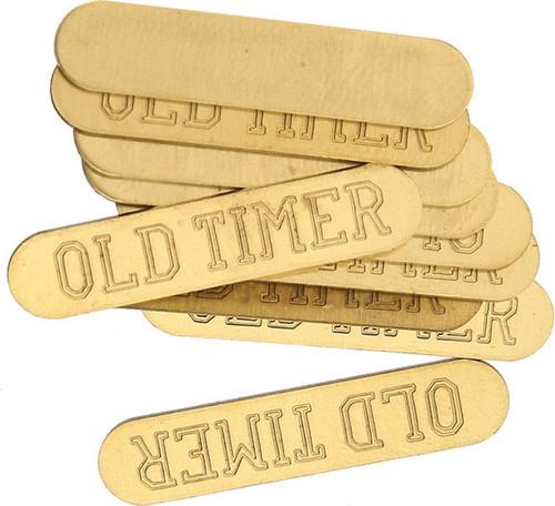 Large Old Timer Shield