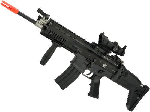 FN Herstal SCAR Licensed Gas Blowback Airsoft Rifle by WE-Tech (Model: SCAR-L / Standard)