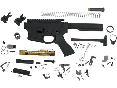 EMG Salient Arms GRY Gas Blowback Airsoft Rifle Pro Kit