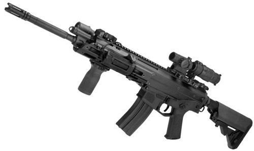WE-Tech Special Battlefield Edition MSK Airsoft GBB Rifle