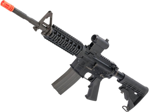 "GHK Salient Arms Licensed M4A1 V2 RIS Gas Blowback Airsoft Rifle (Length: 14.5"")"