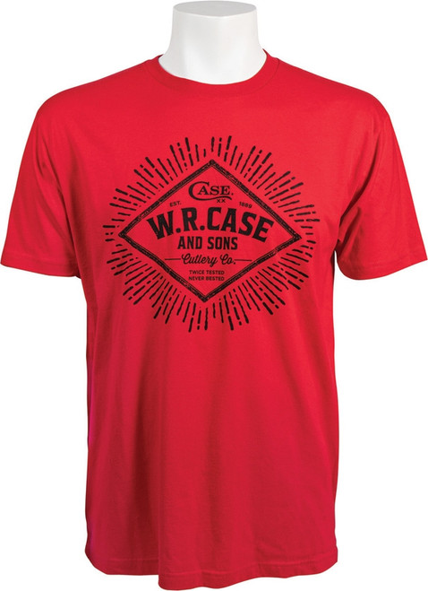 T-Shirt Red Large CA52570
