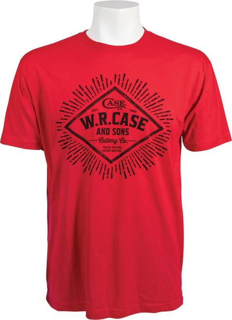 T-Shirt Red Medium CA52569
