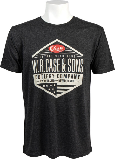 T-Shirt Black XXL CA52566