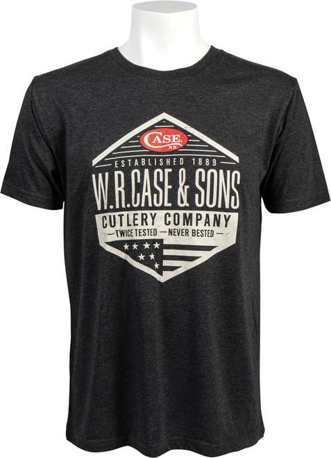 T-Shirt Black Large CA52564