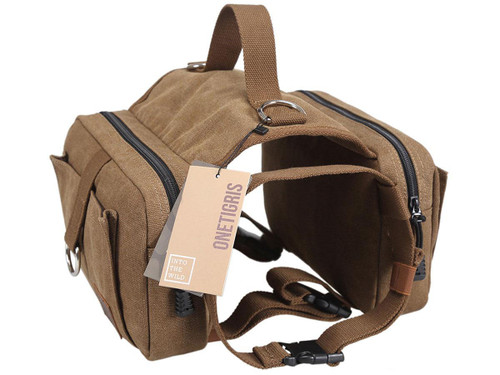 OneTigris Hoppy Camper Dog Harness