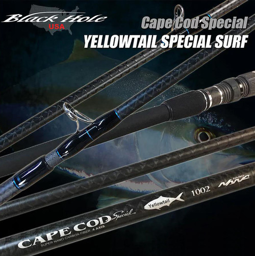 Black Hole USA Yellowtail Special 10' Surf Rod